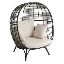 rattan egg chair outdoor outdoor designs