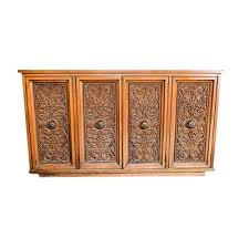 vintage credenzas sideboards and buffets auction ebth