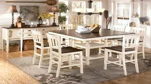 Country Style Dining Table And Chairs Dining Table Country Style Dining Table Ireland Round With Bench