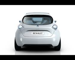 renault zoe electric renault zoe 2012 preview zero emission everyday car