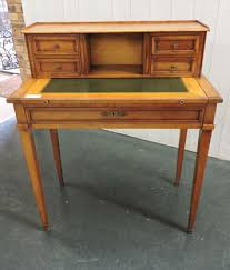 bureau merisier nos meubles antiquités brocante vendus