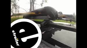 porta snowboard auto prorack ski and snowboard carrier review etrailer
