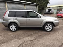 used nissan x trail finance used 2007 nissan x trail aventura 2 2 dci for sale in bexhill on