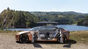 rose gold cars devialet built a car audio system for renault u0027s symbioz concept