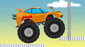 truck monster videos monster truck stunts and actions kids u0026 toddlers video