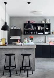 cuisine ouverte avec comptoir exceptionnel verriere entre cuisine et salon 14 une cuisine