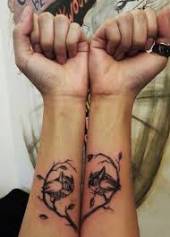 love really is forever with these creative couples tattoos