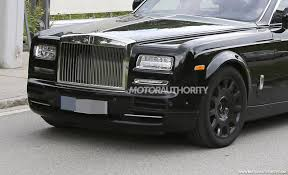 phantom car 2016 2018 rolls royce phantom spy shots car blog
