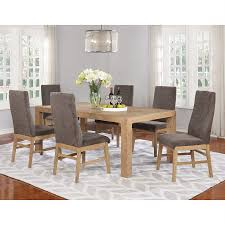 Acacia Wood Dining Room Furniture Shop Living Drifted Acacia Wood Dining Table At Lowes