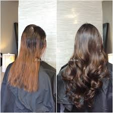 Before After Hair Extensions by Hair Extensions And Corrective Color Before U0026 After Yelp