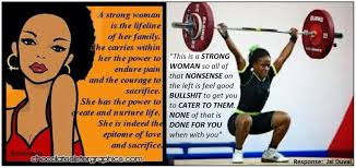 How Much Can You Bench A Strong Woman
