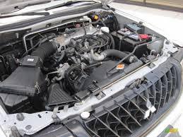 mitsubishi montero sport 2003 2003 mitsubishi montero sport ls 4x4 3 0 liter sohc 24 valve v6