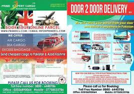 shipping to pakistan prime expert cargo ltd freight forwarding in hounslow uk