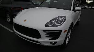 porsche macan white new porsche macan inventory in santa clara california