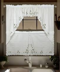 modern valances for kitchen modern kitchen valance curtains interior design