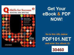 q skills for success 5 reading u0026amp writing student book with