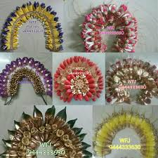 flower decoration for hair 18 best jadai veni collections images on hair
