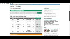 Estimated Car Insurance Cost by Build Your Own Car Insurance Premium Calculator And Buy Cheap