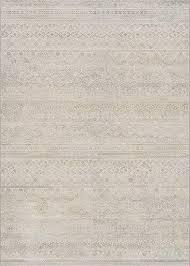 Couristan Area Rug Couristan Easton Capella Ivory Light Grey Area Rug