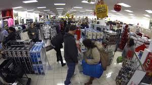 thanksgiving day shopping at kohls