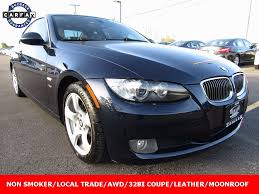 pre owned 2009 bmw 3 series 328i xdrive 2d coupe in schaumburg