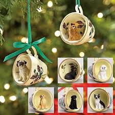 gifts breed teacup ornament