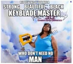 Independent Black Woman Meme - strong black woman who don t need no man know your meme