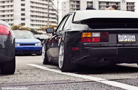 porsche 944 drift car lancer