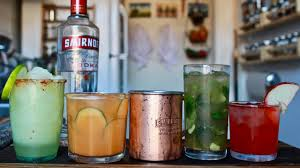 beginners guide to mixed drinks featuring the moscow mule
