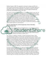 job application package corporate industrial engineer internship