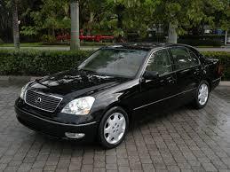 lexus port charlotte fl 2003 lexus ls430 black sedan for sale youtube