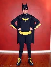Halloween Costumes Batgirl Diy Superhero Costume Holy Diy Batman Costume Diy Halloween Diy