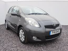 used toyota yaris t spirit nav manual cars for sale motors co uk