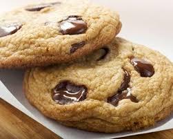 cookies cuisine az recette cookies aux pépites de chocolat simplissimes minutes