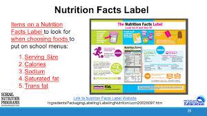 Nutrition Facts Label Worksheet Product Labels Ppt Video Online Download