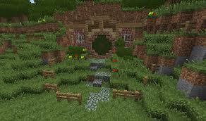 minecraft hobbit hole house minecraft hobbit house 2015 gaming