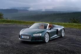 Audi R8 Spyder - audi r8 spyder v10 plus 2017 cars hd 4k wallpapers