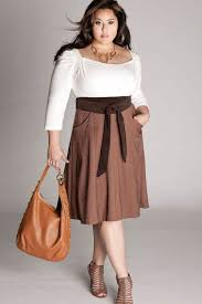 cute plus size dresses for creating smart effects