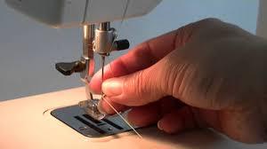 pfaff sewing machine 1196 1199 series part ii threading