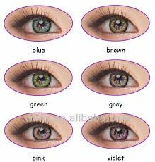 2016 wholesale colored contacts giyomi 01 korean contact