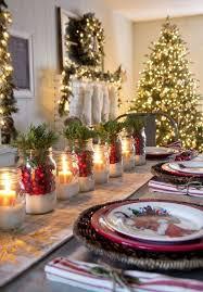 decoration table noel on d interieur moderne 25 best ideas about