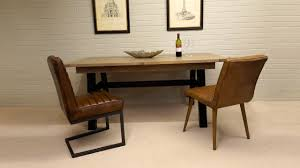 Industrial Kitchen Table Furniture Industrial Dining Table Ghshaw Ltd