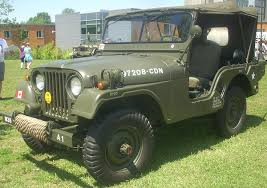 military jeep side view willys m38a1 wikipedia