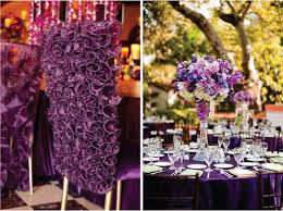 purple wedding decorations purple wedding table decorations