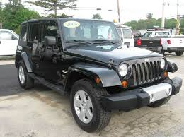 4 door jeep rubicon for sale used 2008 jeep wrangler suv 4 door in massachusetts for sale used