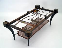 Steel Coffee Table Steel Custom Coffee Table Tables Metal Contemporary
