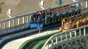How Much Does 6 Flags Cost Video Australian Couple Gets Married On Six Flags Magic Mountain
