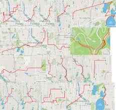 Light Rail Map Minneapolis A Week In Minneapolis During 30 Days Of Biking 2016 Family Ride