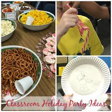 classroom holiday party ideas for fifth graders u2014 home u0026 plate