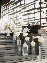 Wedding Aisle Decorations Santorini Wedding Inspiration 15 Ways To Decorate Your Wedding